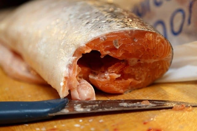 Uncooked Meat